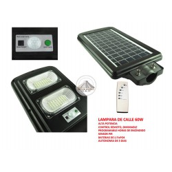 LAMPARA 60W ALL IN ONE