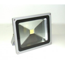 REFLECTOR 30W 12V IP 65 HIGH POWER 6500K 3000 LUMENES