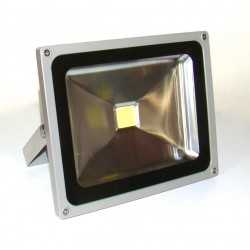 REFLECTOR 30W 24V IP 65 HIGH POWER 6500K 3000 LUMENES