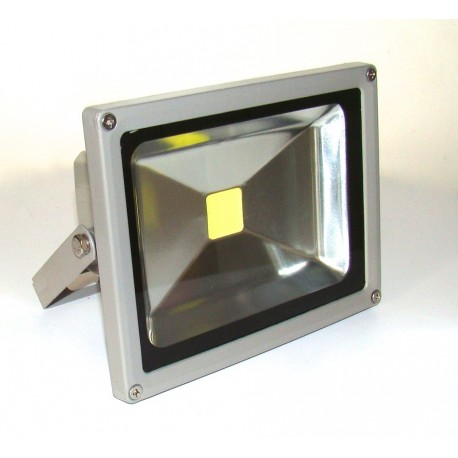 REFLECTOR 20W 24V IP 65 HIGH POWER 6500K 2000 LUMENES