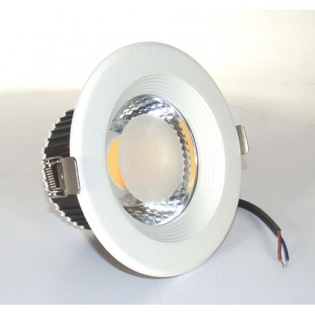 DOWNLIGHT 10W 110V 3500K / 6500K  1000 LUMENES